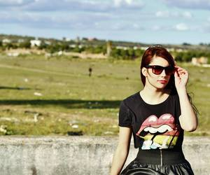 girl, girly, and rolling stones image