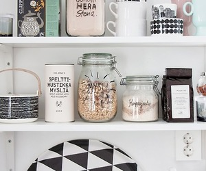 jar, kitchen, and home image