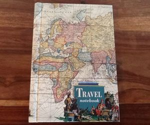 books, escape, and travel image