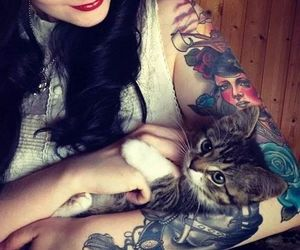 beautiful, Tattoos, and cute image