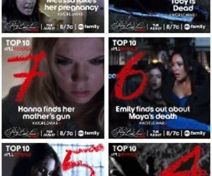 ABC, spoilers, and pretty little liars image