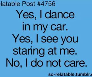dance, car, and funny image