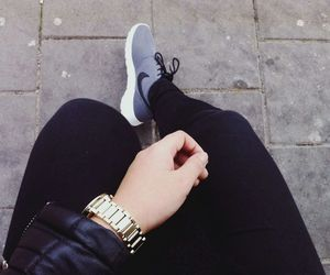 nike, watch, and style image