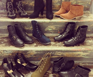 fashion, forever21, and shoes image