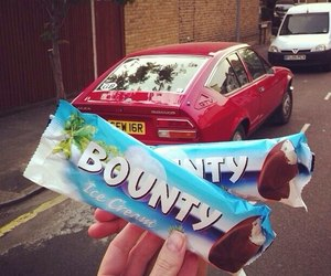 bounty, food, and ice cream image