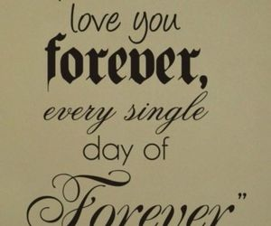 love, forever, and twilight image