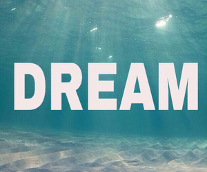 beautiful, blue, and dreams image