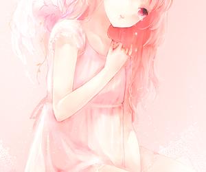 anime, anime girl, and illustration image