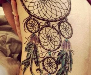 beautiful, dream catcher, and summer image