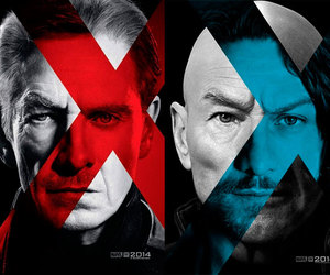 x-men, magneto, and michael fassbender image