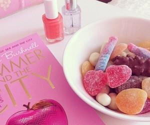 pink, sweet, and candy image