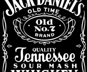 jack daniels, whiskey, and jack daniel's image