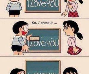 love, boy, and math image