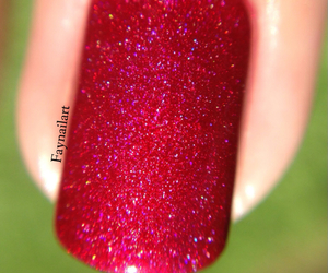 fashion, nail, and nail polish image