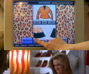 1995, Clueless, and movie image