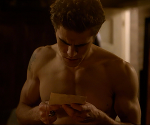 the vampire diaries, stefan salvatore, and tvd image