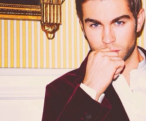gossip girl, boy, and Chace Crawford image