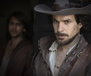 bbc, santiago cabrera, and the musketeers image