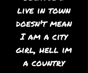 country, girl, and haters image