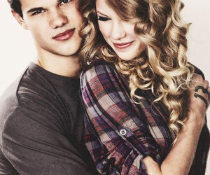 couple, Swift, and taylor image