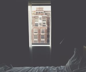 vintage, bed, and hipster image