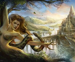 creature, fairytales, and mythology image