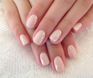 elegant, gel, and nails image