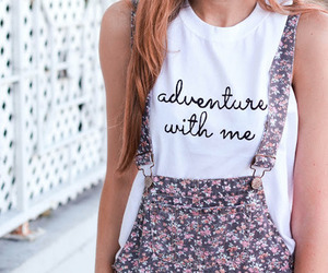 fashion, outfit, and adventure image