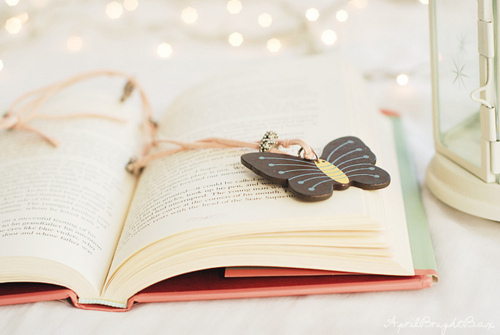 book, butterfly, and cool image