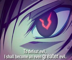 anime, code geass, and quotes image