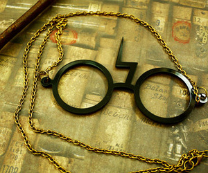 glasses, harry potter, and potter image