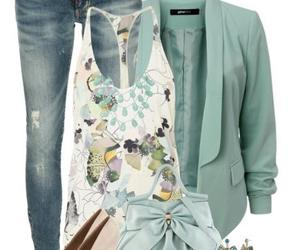 outfit and spring image