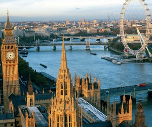 london and Big Ben image