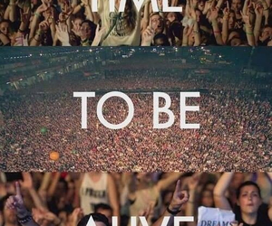 alive, time, and 30 seconds to mars image