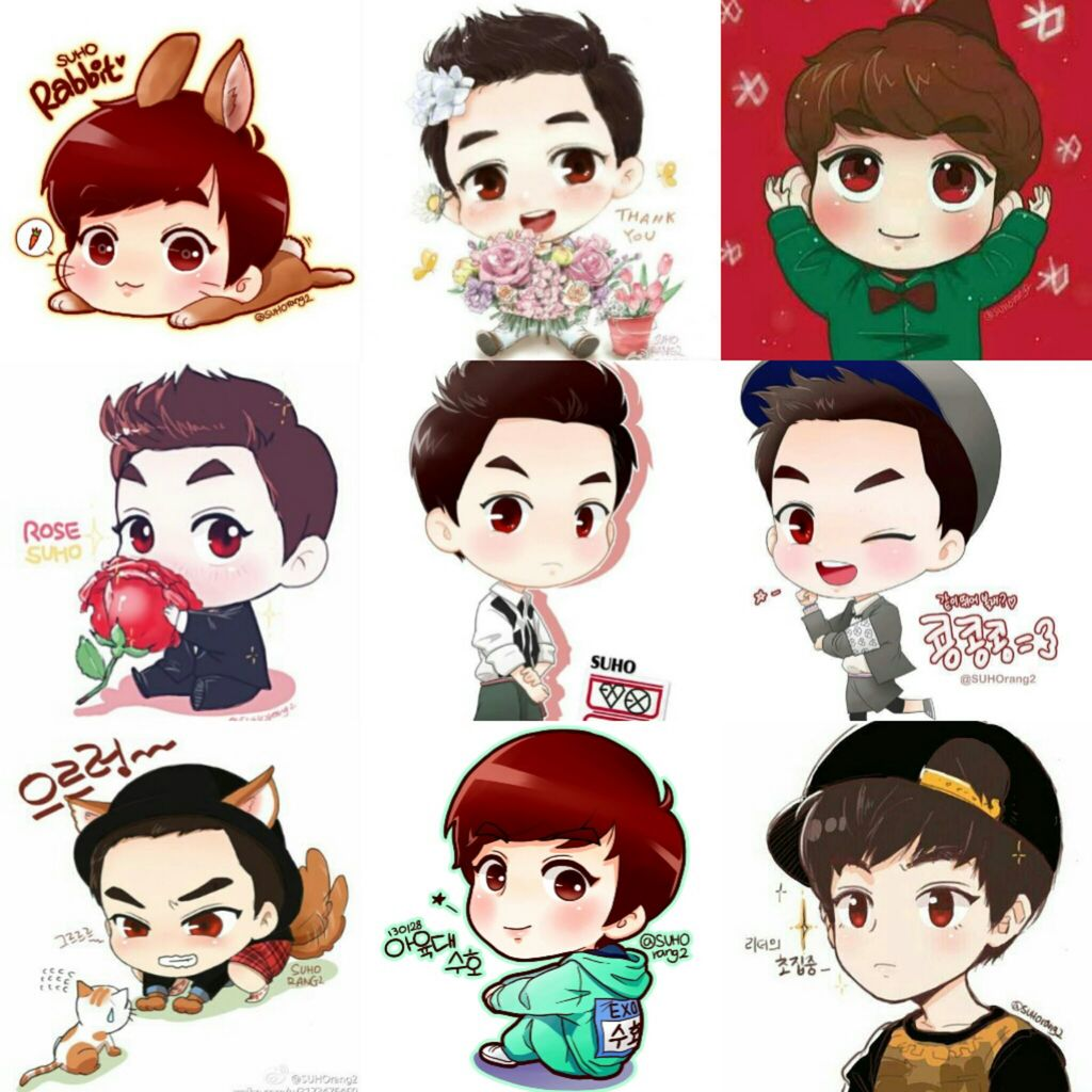 Anime Exo Cute Anime Wallpapers