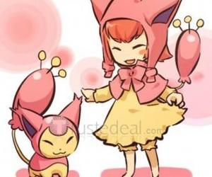 pokemon and skitty image
