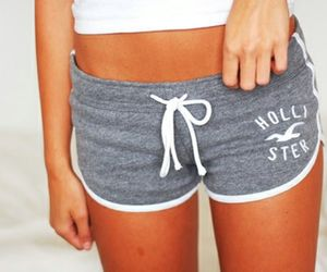 hollister, shorts, and summer image