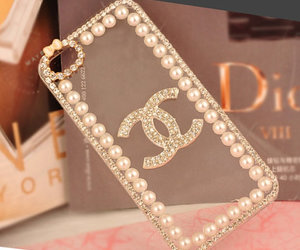 chanel and chanel case image
