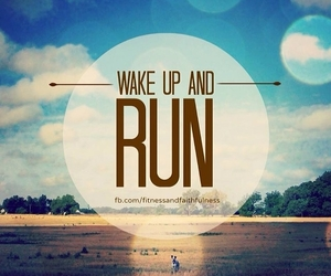 run, fit, and motivation image