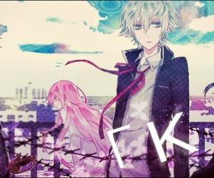 anime, K, and neko image