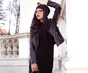 beauty, black, and blog image