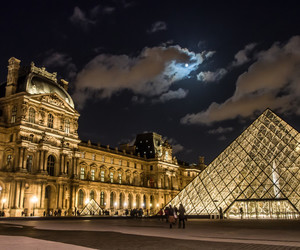 france, le louvre, and museum image