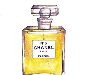 art, things, and chanel image