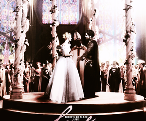 once upon a time, captainswan, and ship image