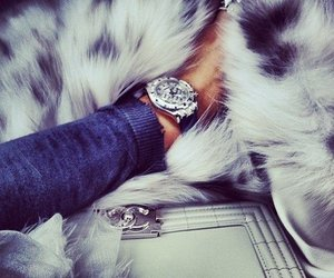 fashion, chanel, and watch image