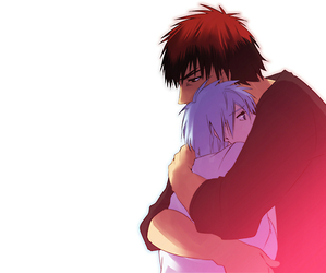 anime, yaoi, and kuroko no basket image