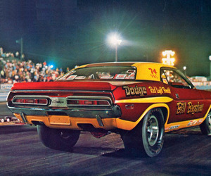 dodge, drag, and muscle car image