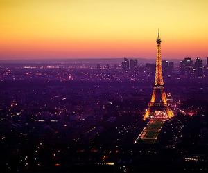 awesome, city, and eiffel image