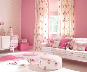 pink, room, and Dream image