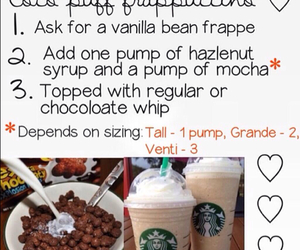 frappe, recipe, and it image